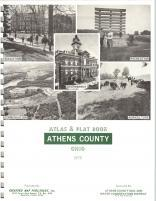 Title Page, Athens County 1975